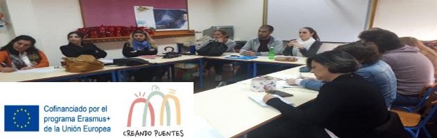 'Creando Puentes': jornadas de formación para profesores 'Destruir una (In) Disciplina'