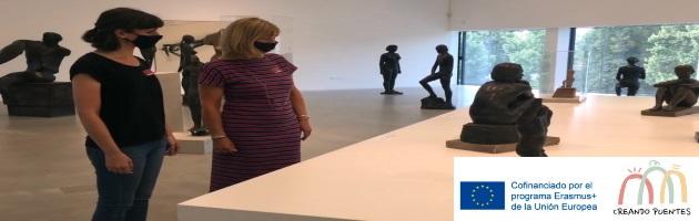 'Creando Puentes' Alemania: una visita al Kunsthalle Mannheim