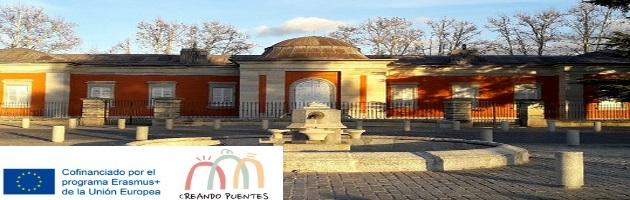 'Creando Puentes': la URJC pone en valor el patrimonio, la arquitectura y los espacios del conjunto monumental de la Comunidad de Madrid ¿Dónde jugaba el Príncipe? Un paseo por 'La Casita del Príncipe'
