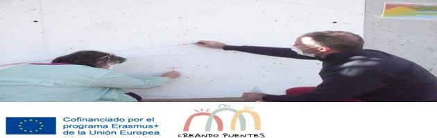'Aire-Arte', un proyecto de 'Creando Puentes' desarrollado por el CEIP Séneca alrededor de la figura de Etel Adnan