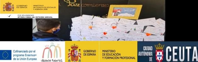 Exposición 'Campaña Deseos 2021', para disfrutar del Arte en el CEIP Santiago Ramón y Cajal