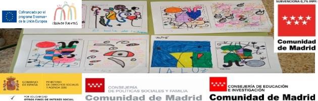 La figura de Joan Miró y su proceso personal en el Arte, trabajado en el CEIP Manuel Azaña
