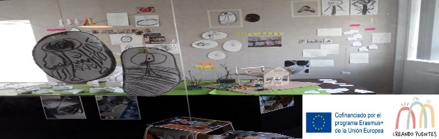 'Creando Puentes': Cooperación entre MUS-E Bélgica y el GUM (Museo Universitario de Gante): el resultado de las creaciones