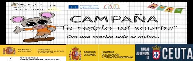 En el CEIP Santiago Ramón y Cajal nos regalan sus sonrisas