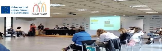 Evaluación del Encuentro 'Creando Puentes' en la Residencia de La Cristalera, Miraflores de la Sierra